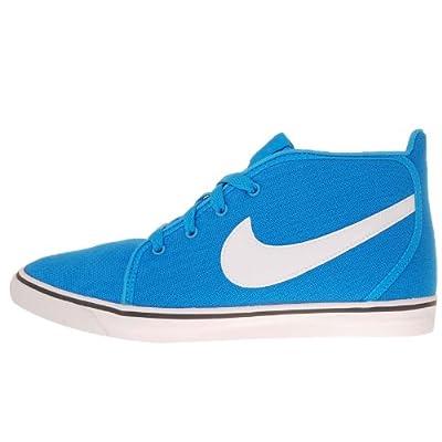 Amazon.com: Nike Wmns Toki Lite LTHR Blue Glow Canvas