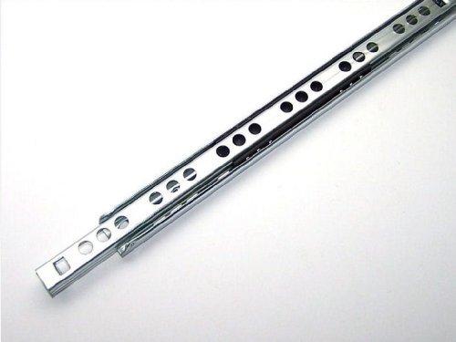 """10 pièces SO-TECH® rail de guidage à billes de tiroir roulement """"micro"""" H:17 / L: 310 mm"""