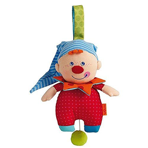 HABA Charlie Punch Mobile Musical Box Crib Toy - 1