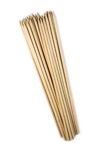 perfect-stix-bds30sp-100ct-30-bamboo-marshmallow-smores-sticks-635-mm-pack-of-100