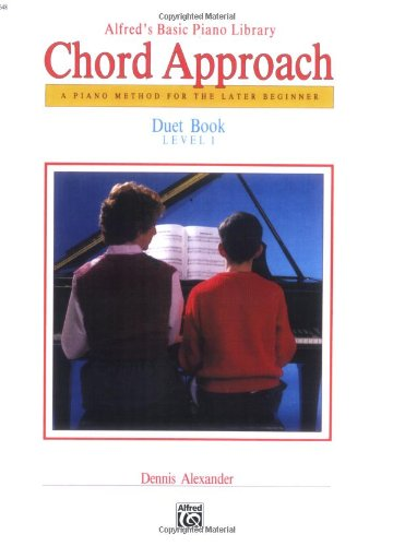 Alfred's Basic Piano: Chord Approach Duet Book (Alfred's Basic Piano Library)