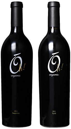 Naked Winery Red Hot Duo Mixed Pack, 2 X 750 Ml