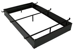 Hollywood Bed Frames Dynamic Metal Bed Base, M640F, Full (XL)