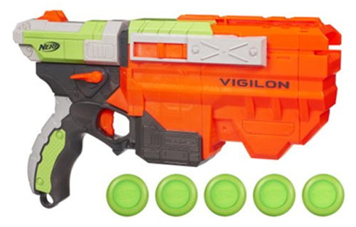 Amazon.com is a great place to purchase the Nerf Vortex line.