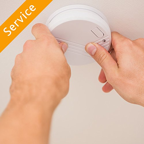 Smoke/Carbon Monoxide Detector Install – Wired