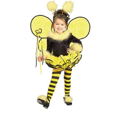 Childs Costume Bumblebee Tutu Costume