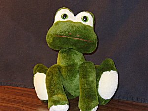 TY Attic Treasure - PRINCE the Frog - 1