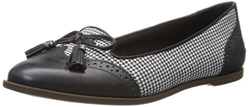 Sperry Top-Sider Women's Harper Wedge Pump, Black/Houndstooth, 11 M US