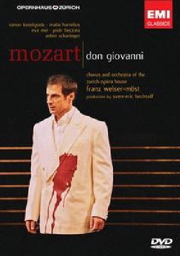 Don Giovanni - Mozart - DVD
