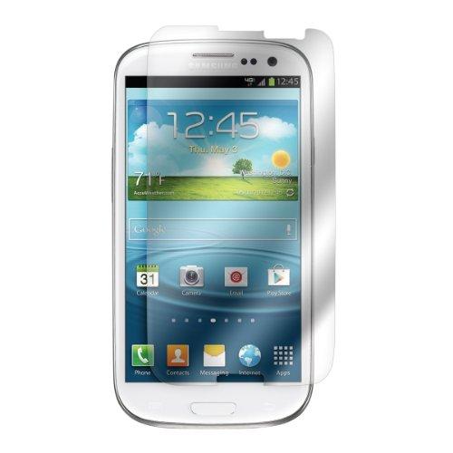 kwmobile® Spiegelfolie für Samsung Galaxy S3 i9300 / S3 Neo i9301 - PREMIUMQUALITÄT