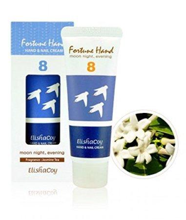 Elishacoy Fortune Hand & Nail Cream # 8 Jasmine Tea 25Ml.