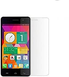 ShopAIS Premium Quality Tempered Glass Screen Protector for MICROMAX UNITE 2 A106 Screen Guard (Clear)