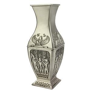 Vase decoration d 39 interieur motifs bas reliefs egyptiens for Vase decoration interieur