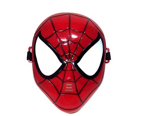 Marvel Superhero The Avengers Costume LED Light Eye Mask (Spiderman)
