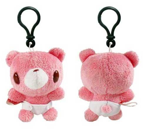Baby Gloomy Bear Clip-On Plush Pink - 1