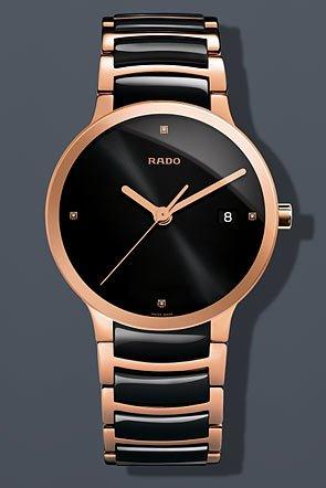 Rado Men's 38mm Multicolor Steel Bracelet & Case Sapphire Glass Watch R30554712