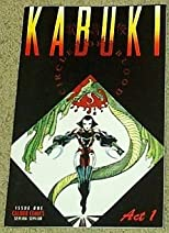 Kabuki Act 1 Issue One (Circle of Blood, 1)