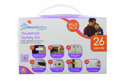 dream baby haushalt sicherheitspaket. Black Bedroom Furniture Sets. Home Design Ideas