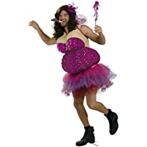 Tutu-much-fun Fairy Costume - Adult Std.