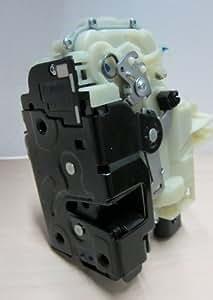 Genuine / OE Volkswagen Door Lock / Latch Assembly Module # 3B1837015AS - Driver Side / Front