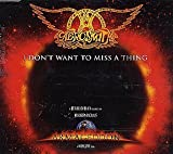 Aerosmith I Don't Want to Miss a Thing [CD 1] [CD 1]