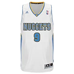NBA Denver Nuggets Andre Iguodala Youth 8-20 Swingman Home Jersey by adidas