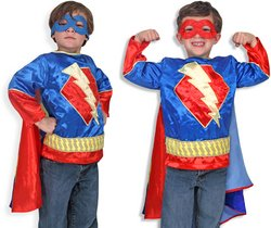 Melissa & Doug - Super Hero Role Play - 1