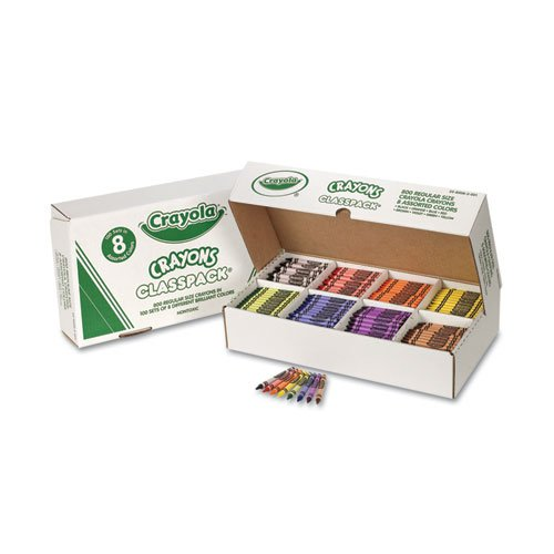 The Assortment Of Crayons front-780076