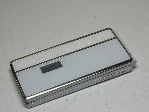 docomo STYLE series N-03D [White]