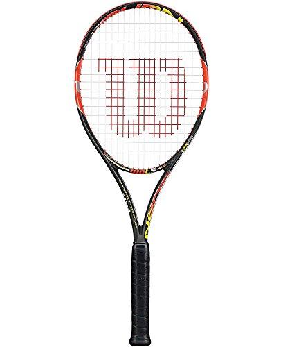 Wilson(ウィルソン) 2015 バーン100LS 18×16タイプ(280g)(海外正規品)硬式テニスラケット(Wilson Burn 100LS)