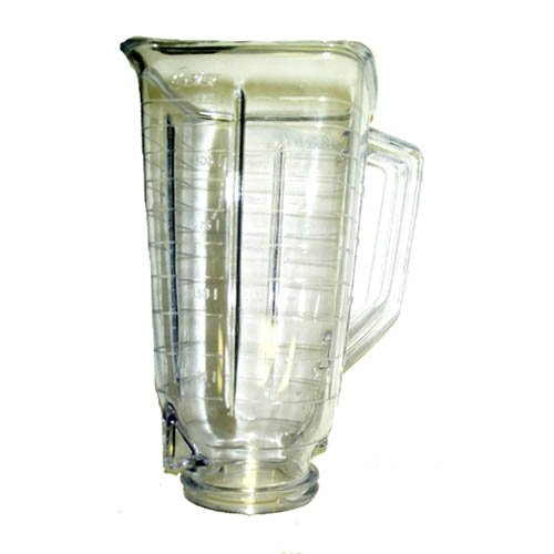 Oster 089 Plastic Blender Jar Part Accessory, Clear, Square (Square Blender compare prices)