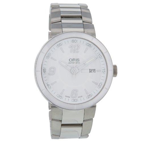 Oris Tt1 Day Date 0173576514166-0782510 Mb Stainless Steel Automatic Men'S Watch