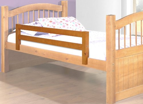 100 Solid Wood Safety Rail Guard By Palace Imports Honey