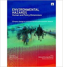 Climate Change as Environmental and Economic Hazard ...