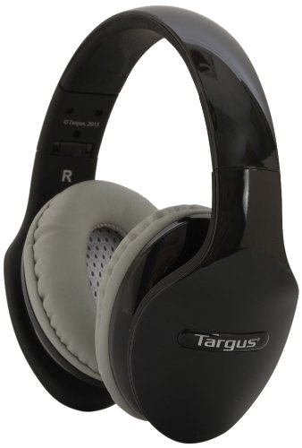 Targus Ta-15Hp Comfort Cushion Headphones - Black
