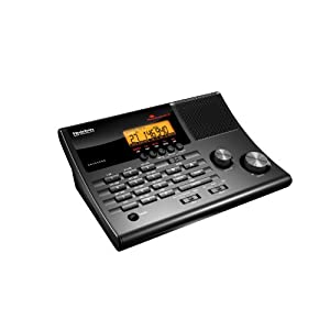 Uniden BC345CRS  500 Channel Clock/Radio Scanner with Weather Alert