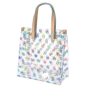 Dooney Bourke IT Clear Lunch Bag Tote