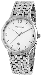 Stuhrling Original Men's 603.32112 Classic 'Marquis' Slim Swiss Watch