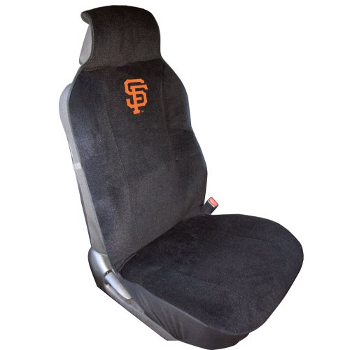 MLB San Francisco Giants Seat Cover (Sf Giants Headrest Covers compare prices)