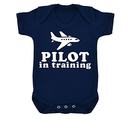 pilot-in-training-design-baby-body-marineblau-mit-weissen-print-gr-68-blau-marineblau