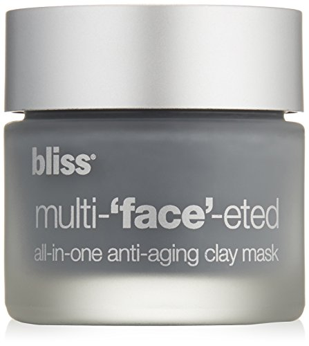 bliss Multi-'Face'-eted All-In-One Anti-Aging Clay Mask