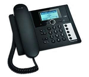 Deutsche Telekom T-Home Telefon Concept PA624i ISDN-Telefon schwarz by Deutsche Telekom