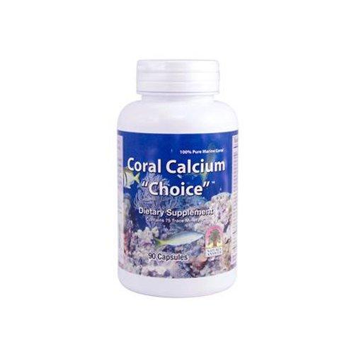 Natures Answer Coral Calcium Choice 90 gcap ( Multi-Pack)