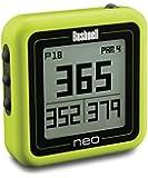 Bushnell 368224 Neo Ghost Golf GPS/Rangefinder, Neon Green