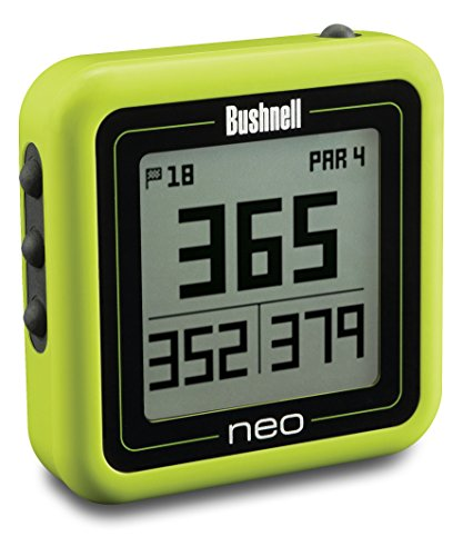 Bushnell Neo Ghost Golf Gps Telemetro GPS Verde