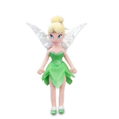 "Disney Tinker Bell Plush Doll Mini 12"" - 1"