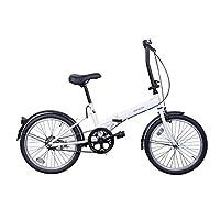 [シャインウッド] SHINEWOOD�] 20インチ 折りたたみ自転車 【前後フェンダー/PL保険】 (MS)