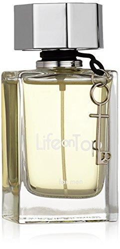 Penthouse, Life On Top, Eau de Toilette Spray Uomo, 40 ml