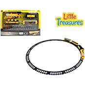 Express Cargo Train Steam Engine Toy Play Set A Set Of 4 And Tracks Included A Fun Exciting Locomotive Toy For...