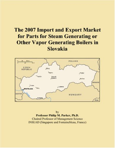 The 2007 Import and Export Market for Parts for Steam Generating or Other Vapor Generating Boilers in Slovakia